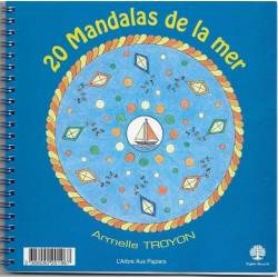 MANDALA DE LA MER